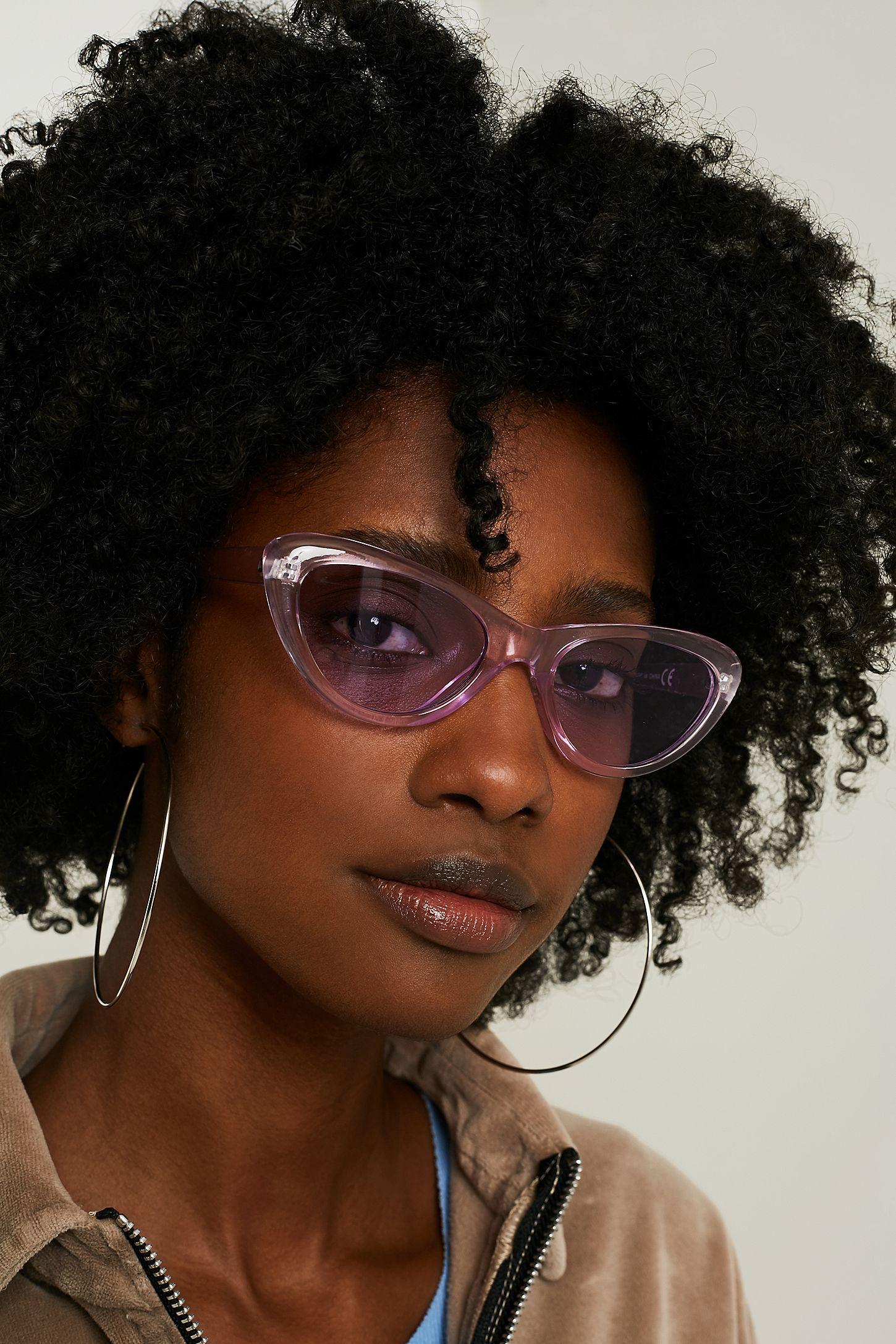 289d7a1b5081f Extreme Cat Eye Sunglasses