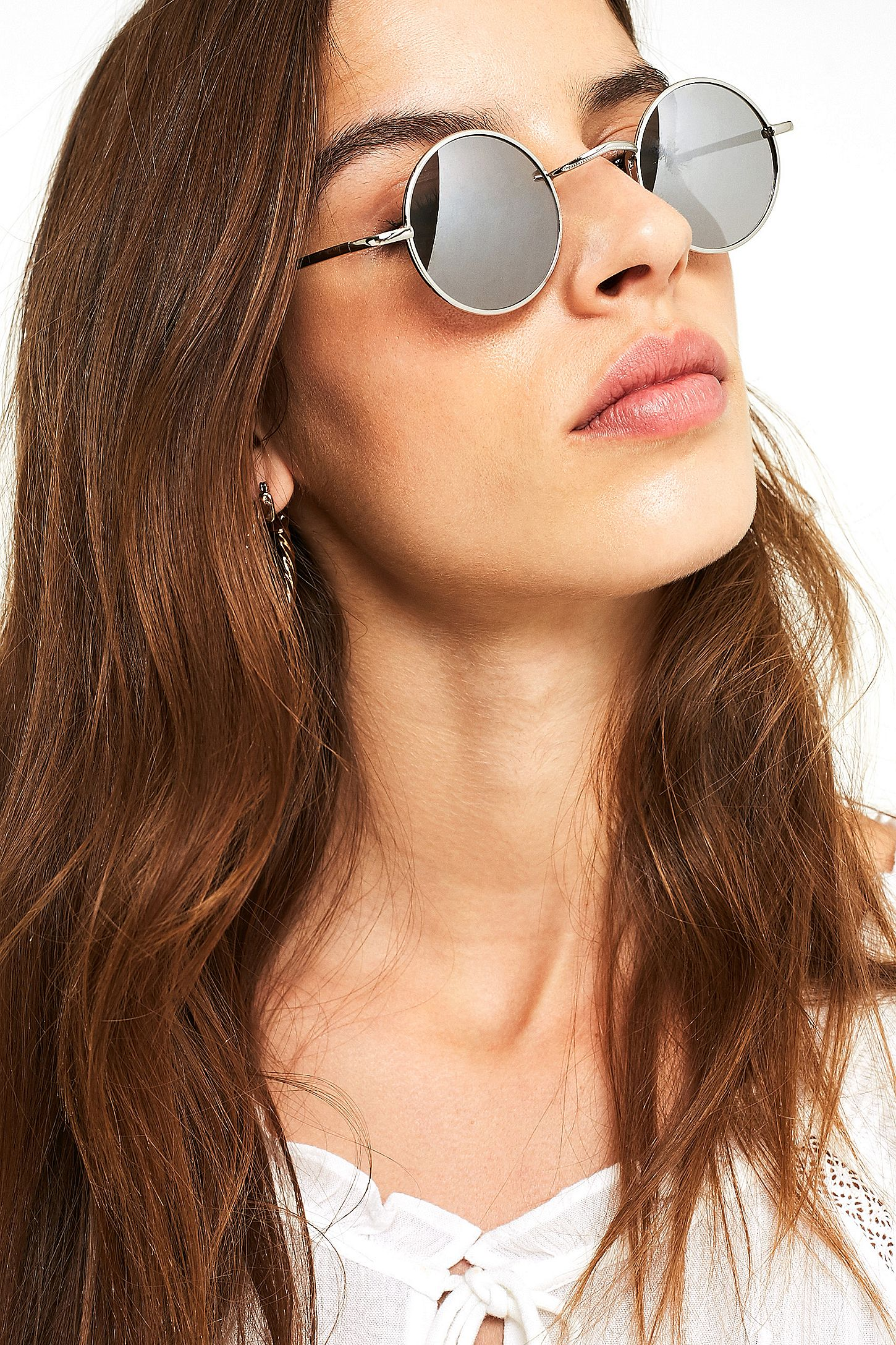 ee338db840345 Super Mini Round Sunglasses
