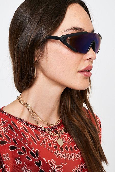 df88008c61f8 Hindsight Vintage Kaur Mirror Sunglasses
