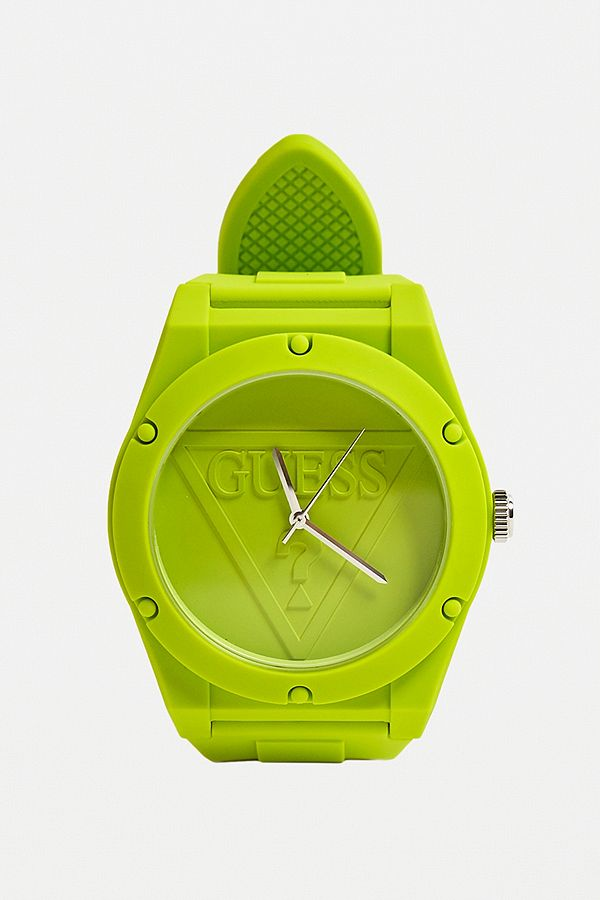 Guess Casual Lifestyle Lime Watch by Guess