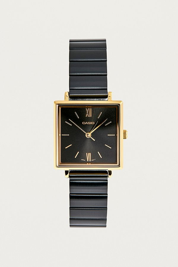 5feb81696 Casio Square Analogue Watch | Urban Outfitters UK