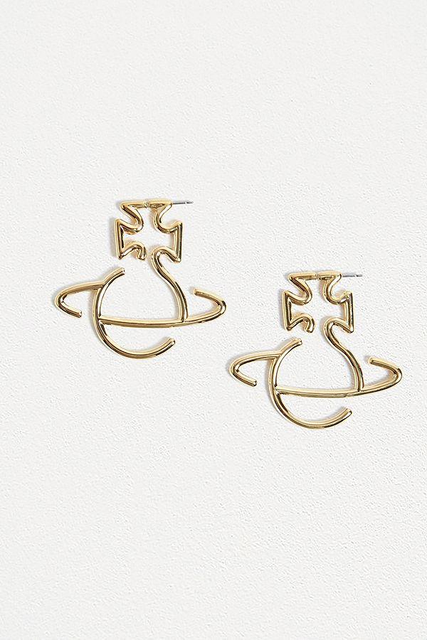 Vivienne Westwood Fortuna Earrings