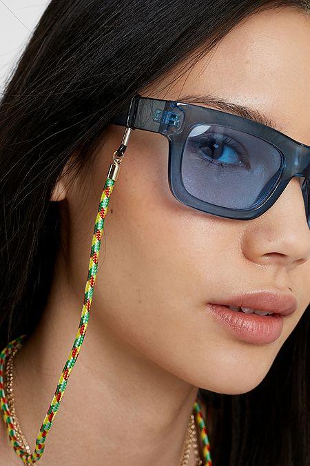 30bd2665935da Nylon Rope Sunglasses Chain