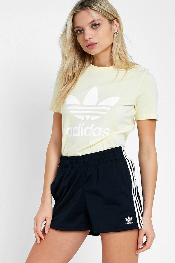 Adidas 3 Stripe Shorts Originals Adicolor gy7bf6