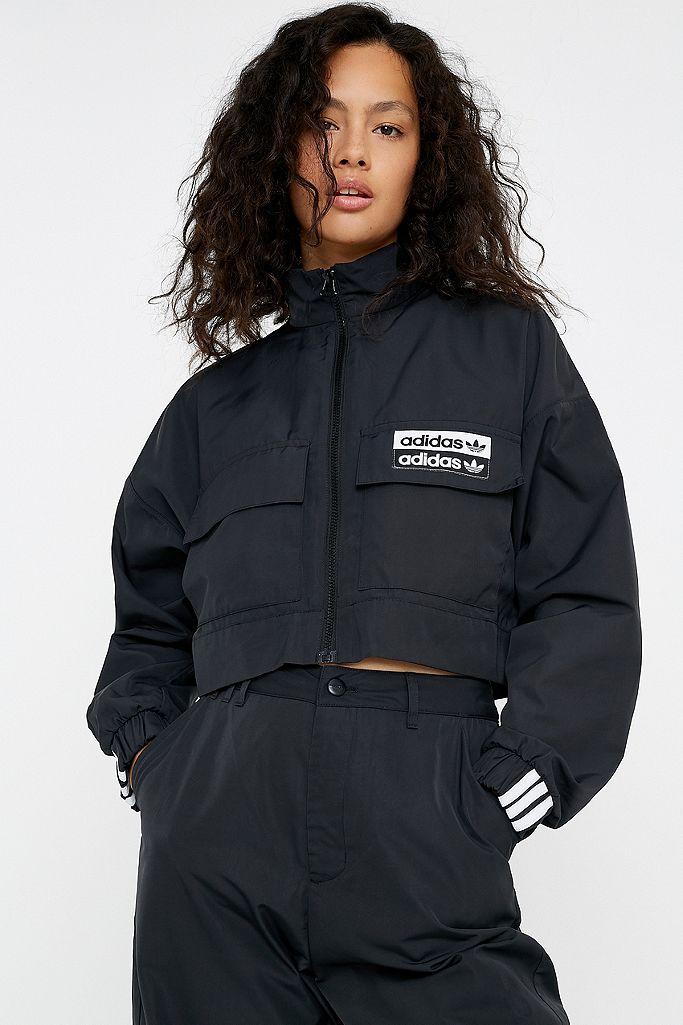 adidas jacke mit schlitz