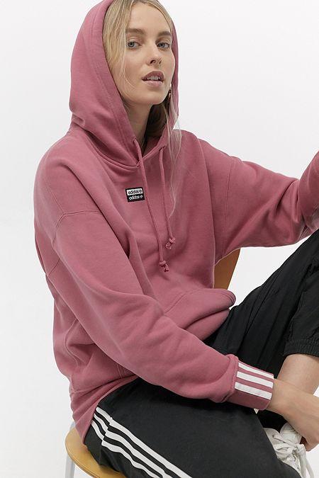 Urban Outfitters x adidas adidas Cropped Track Jacket Red M at Urban Outfitters from Urban Outfitters (US) | myweddingShop