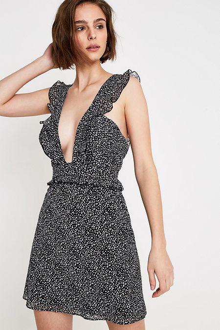269dc6c320c The East Order Blake Mini Dress