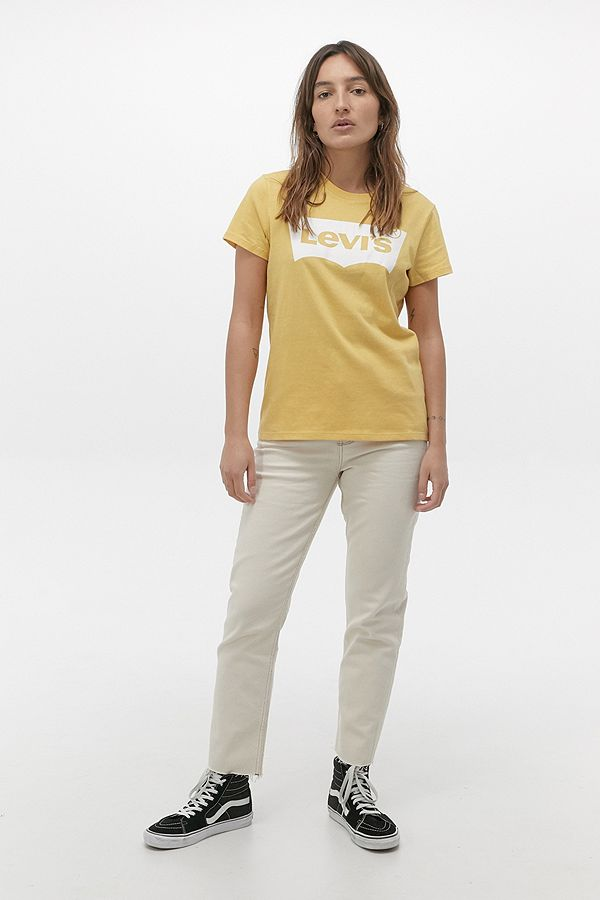Levi's The Perfect Tee Batwing Logo T Shirt