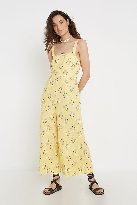 06a8b8e7d6c Finders Keepers Limoncello Jumpsuit