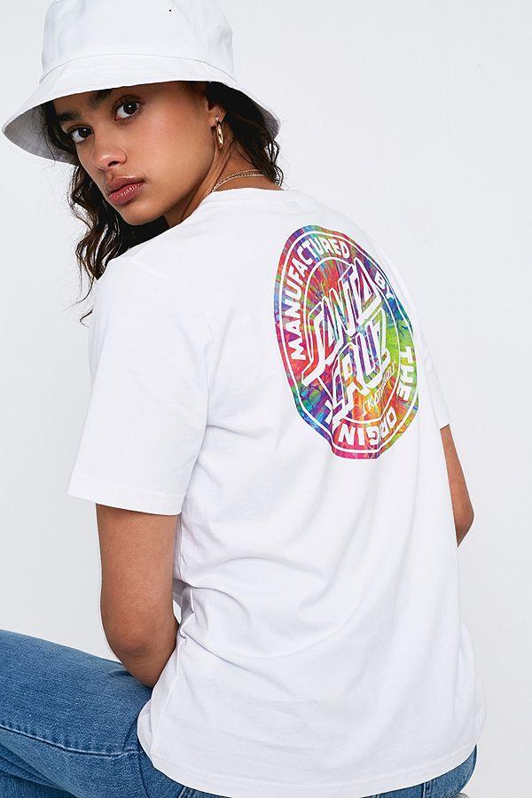 f067e536f7bd8 Slide View  1  Santa Cruz UO Exclusive Tie-Dye Dot T-Shirt