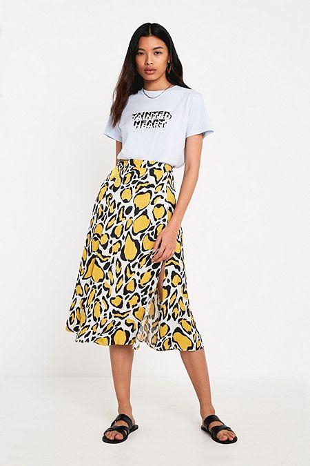f5fd5545d3cc Women's Skirts | Mini, Midi, Maxi, Denim & More | Urban Outfitters UK