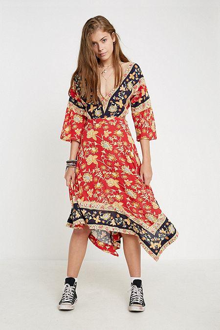 fecadbebd7798f Dresses | Maxi & Midi Dresses | Urban Outfitters UK