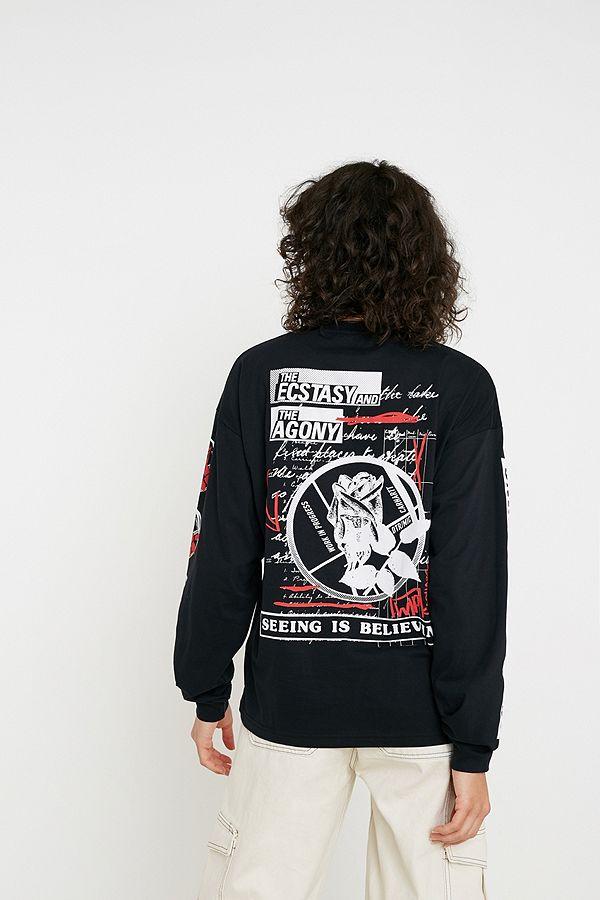 sélection premium 9ac48 279e9 Carhartt WIP - T-shirt manches longues Duality