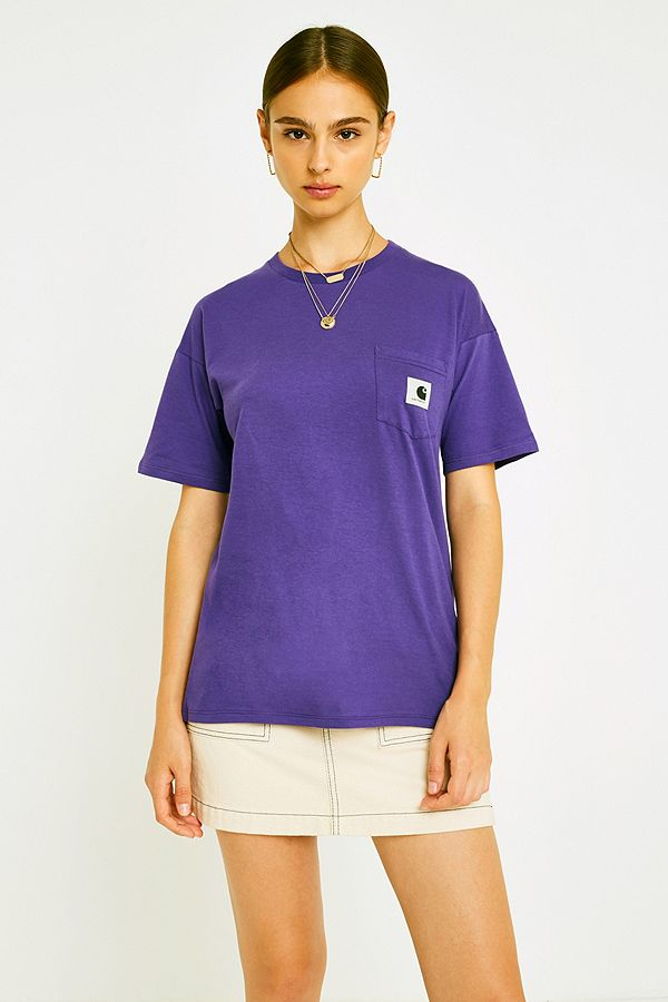 1d60b8072 Carhartt WIP Carrie Short-Sleeve T-Shirt | Urban Outfitters UK