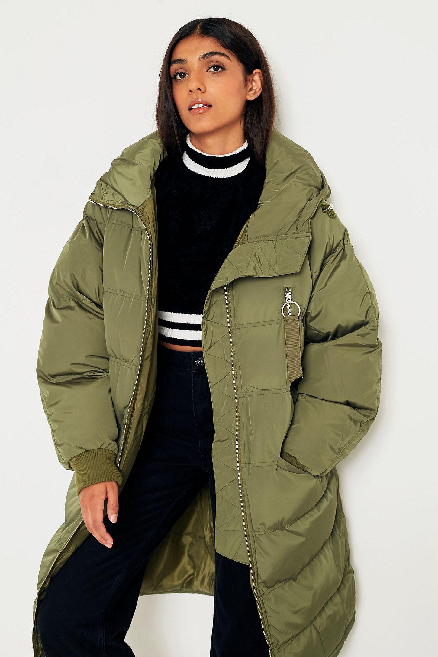 6d3a35e2135b Free People Long Raglan Puffer Jacket
