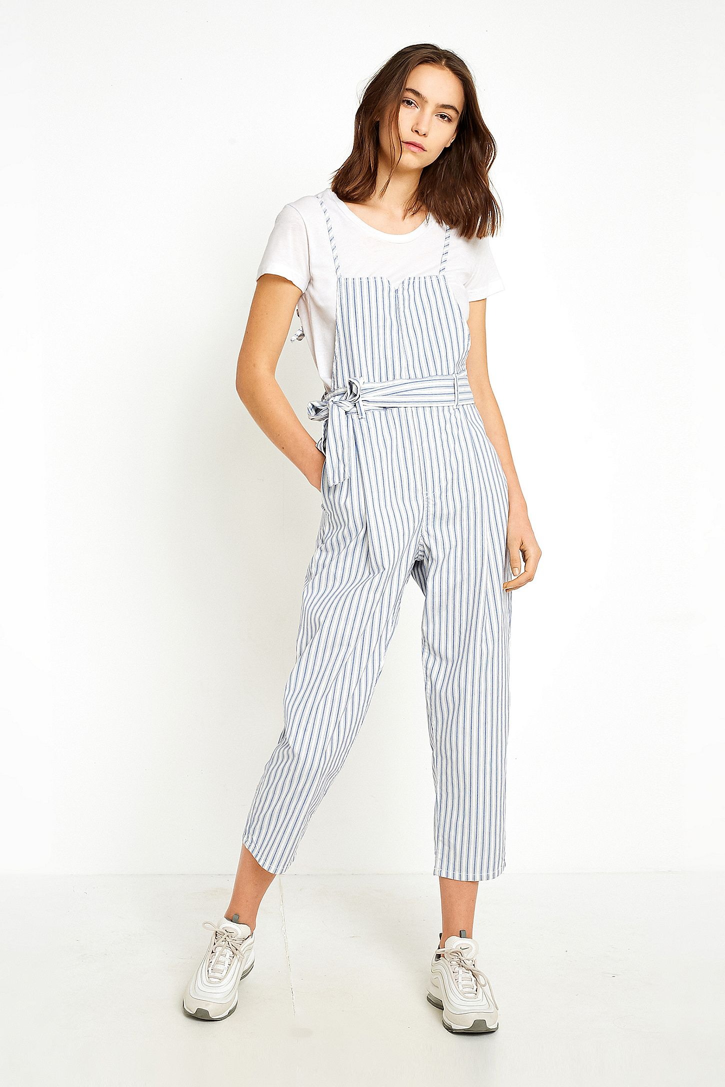 f838bb7b9550 Free People Isabelle Striped Jumpsuit