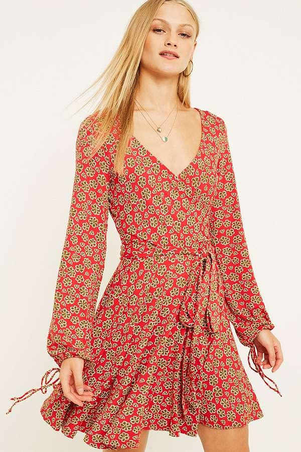 22a716e78b67 Free People Pradera Mini Dress | Urban Outfitters UK