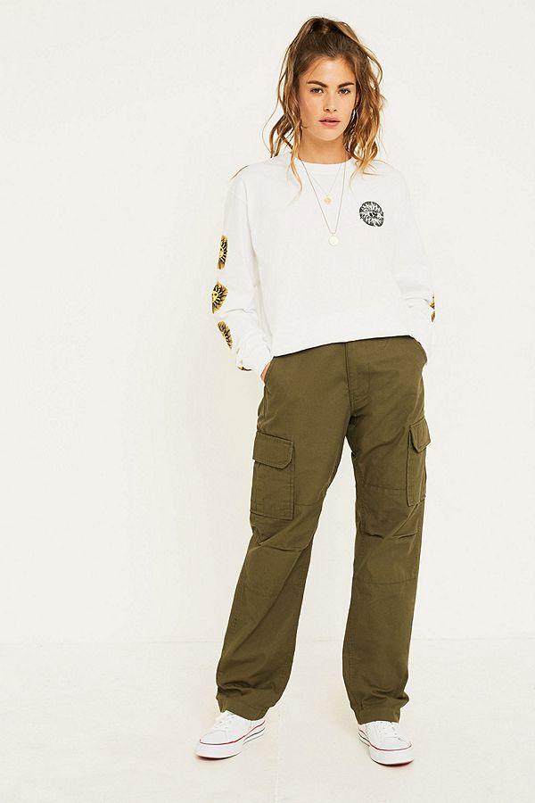 6200de7c079 Dickies Edwardsport Dark Olive Trousers