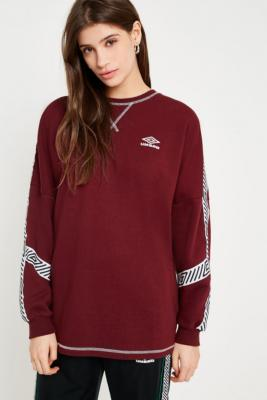 umbro oversized sweatshirt
