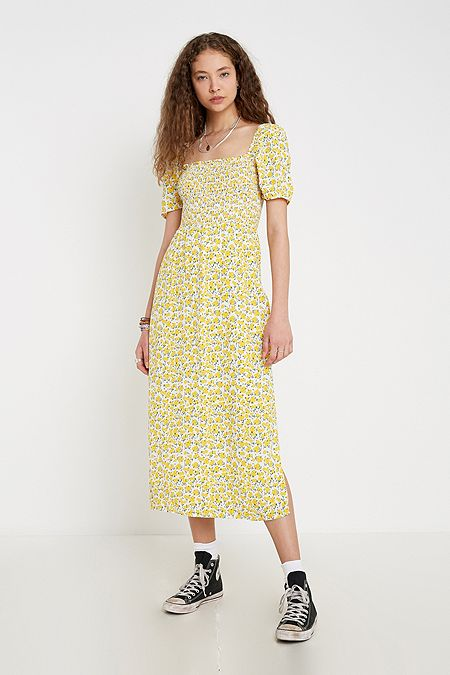 b69d1e060 Square Neck - Dresses | Dresses for Women | Urban Outfitters UK