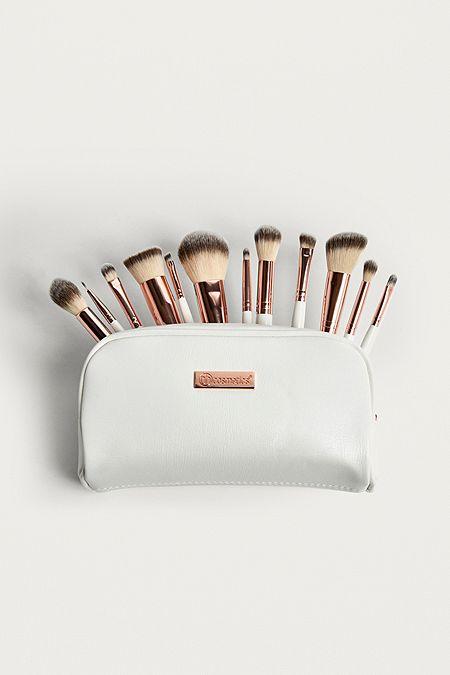 bh cosmetics Rose Romance 12-Piece Brush Set