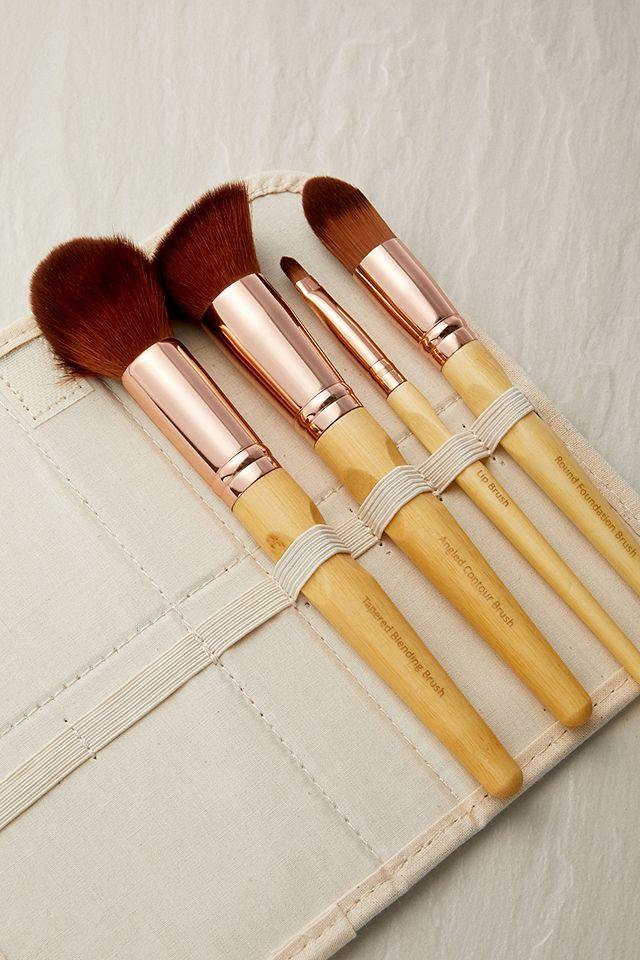 So Eco Face Makeup Brush Set Urban