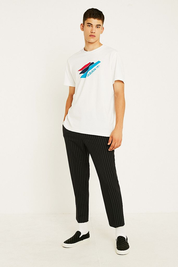adidas T shirt Palmeston rouge | Urban Outfitters FR