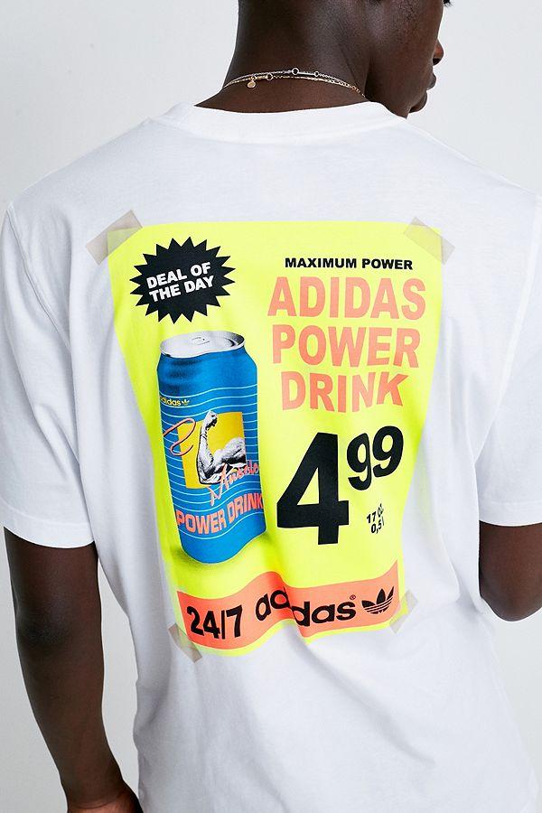 Originals Bodega Adidas Poster T Shirt Imprimé zLpjSqUMVG