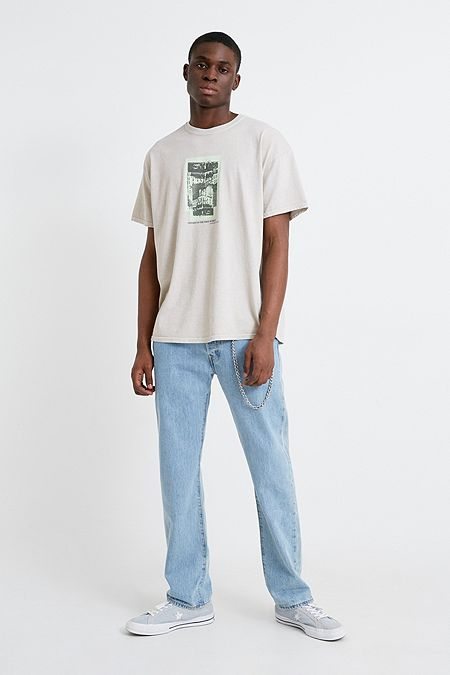 Men's Graphic Tees | Printed T-Shirts | Urban Outfitters UK