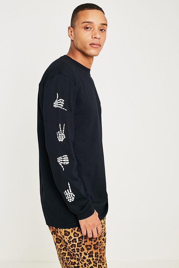 b10276d2c0 Vans Boneyard Long-Sleeve T-Shirt