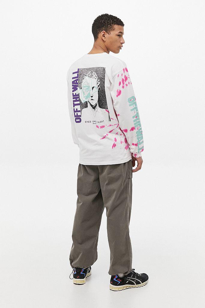 tee shirt vans manche longue