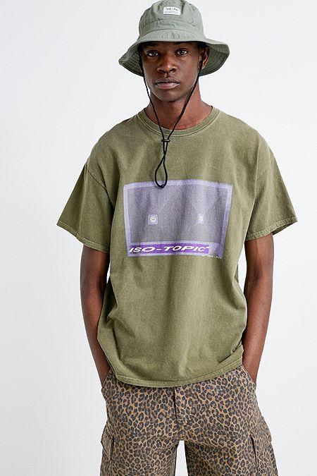 66051787bef6 UO Isotopic Khaki T-Shirt