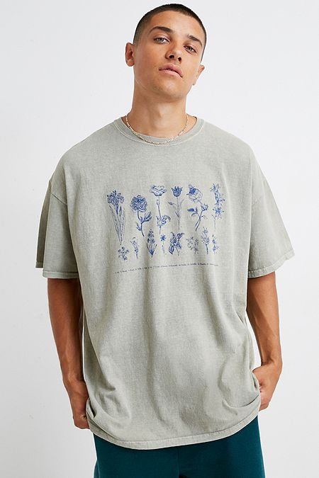 8c04c6cec5fc Men's Graphic Tees | Printed T-Shirts | Urban Outfitters UK