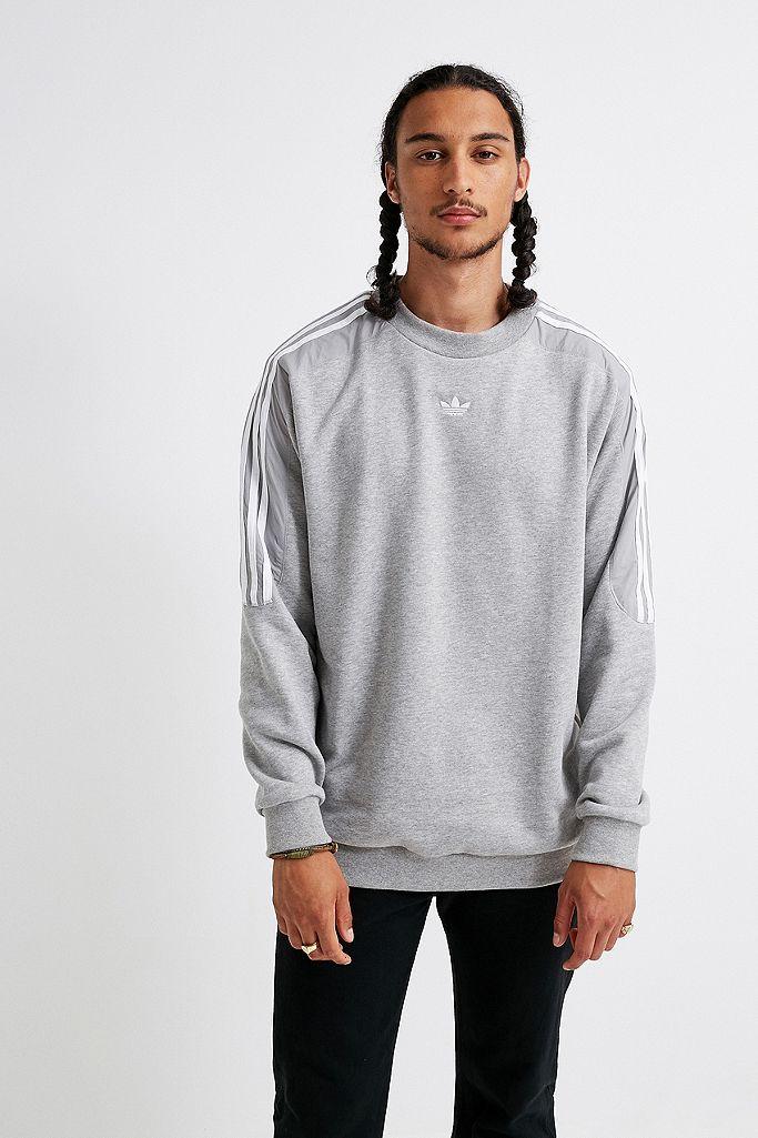 adidas Sweatshirt ras du cou Radkin gris