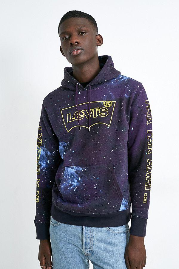 Levi's Sweat à capuche Star Wars Galaxy