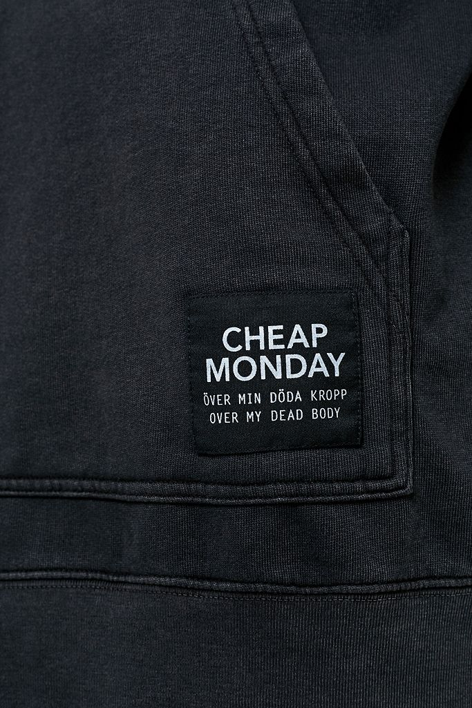 Cheap Monday Cynical Oversized Hoodie | Urban Outfitters DE