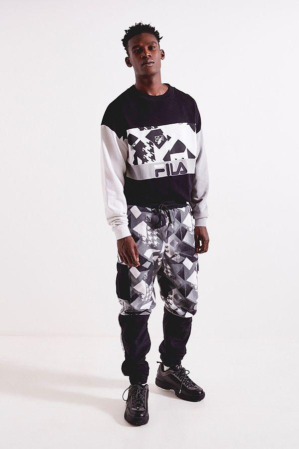 652bebbdef9b FILA X Liam Hodges Technical Fleece Joggers   Urban Outfitters UK