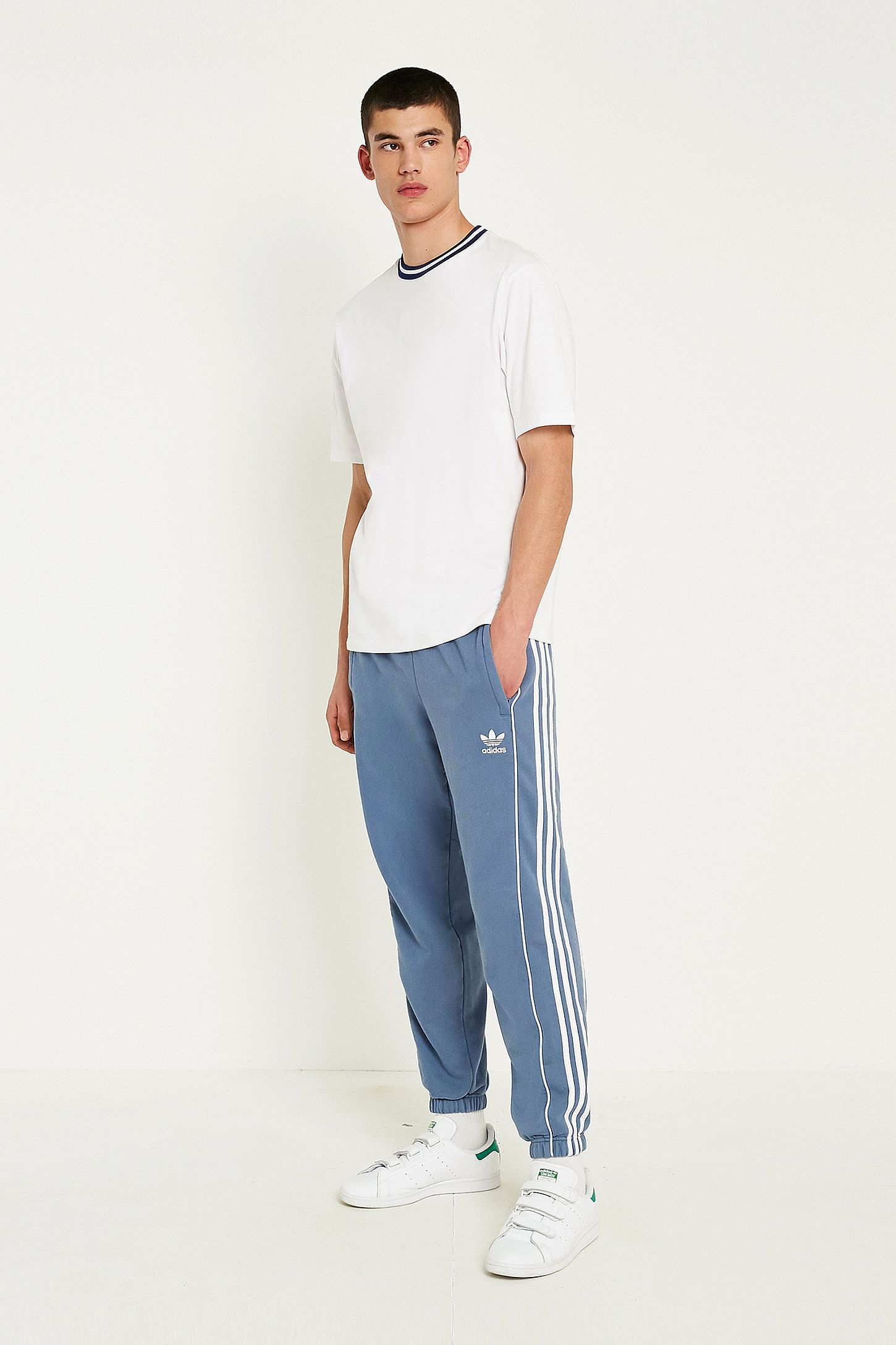 online retailer 0ecb7 7ded1 adidas Raw Steel Pipe Sweatpants. Click on image to zoom. Hover to zoom.  Double Tap to Zoom