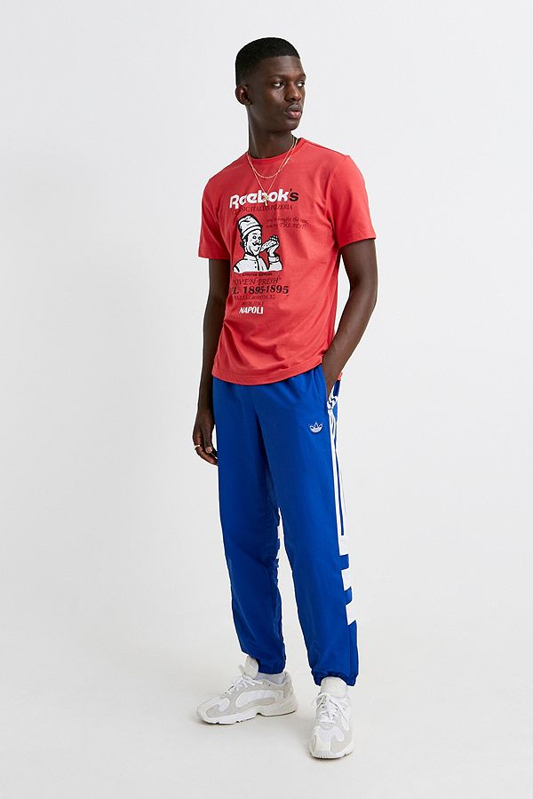 medio Cuña legal  adidas Royal Blue Track Pants | Urban Outfitters UK