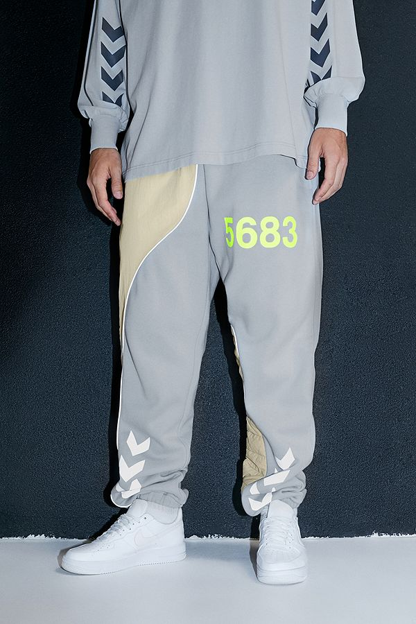 """100% authentic fe2a7 af55c Hummel X Willy Chavarria – Jogginghose """"Habor Mist"""""""