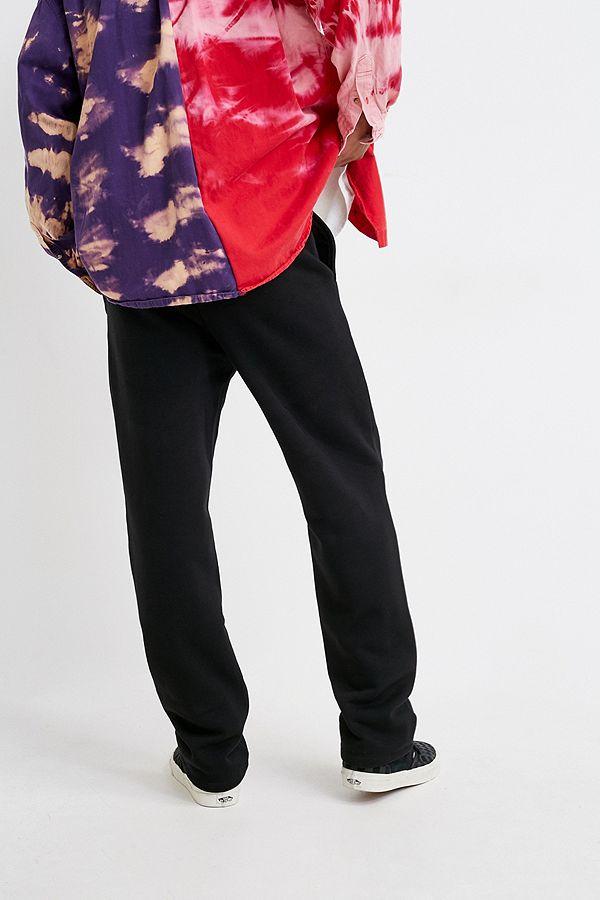 unique design soft and light cheaper GUESS X 88rising Black Sweatpants