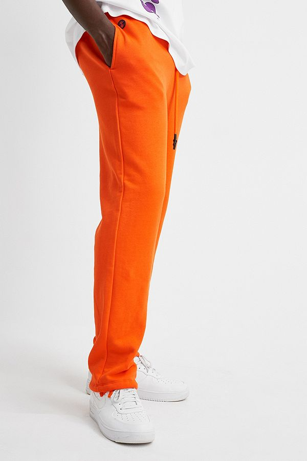 great variety models special buy closer at GUESS X 88rising Orange Sweatpants