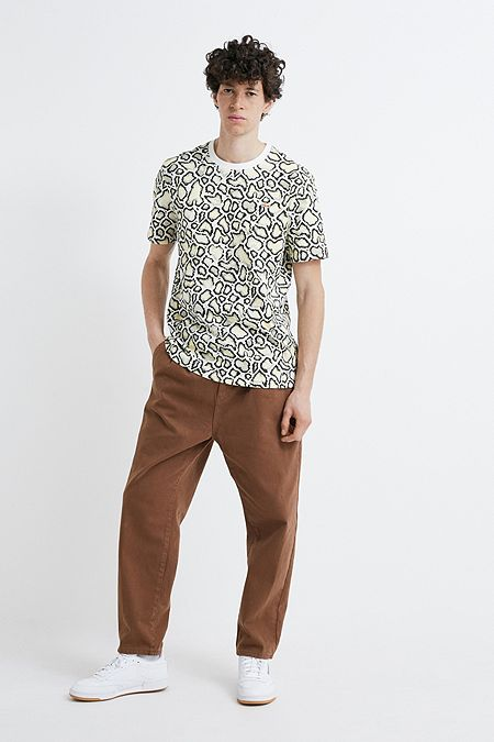 48533b3d3cac BDG Seth Brown Twill Trousers. Quick Shop