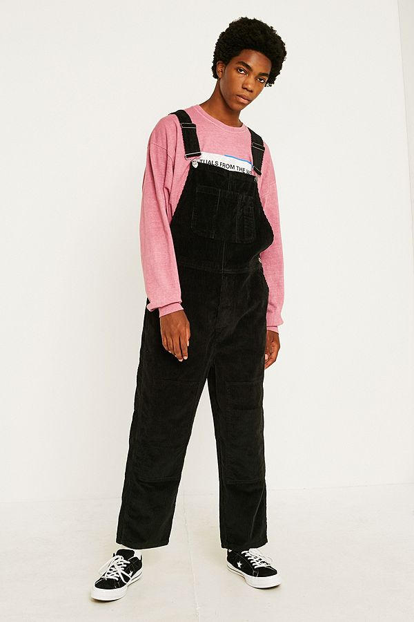 size 40 outlet exceptional range of colors BDG Black Corduroy Dungarees