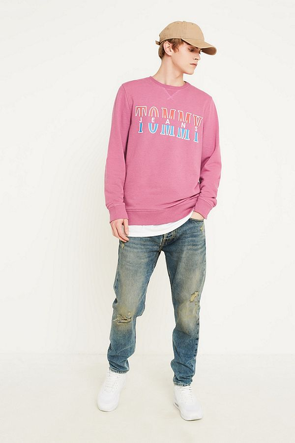 cb2457f1 Tommy Jeans Modern Tapered Jeans | Urban Outfitters UK