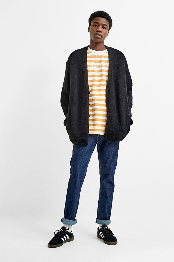 df4c2d43 Lee Luke Dark Wash Jeans   Urban Outfitters UK