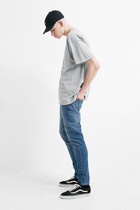 17088210fbc BDG Reed Vintage Wash Skinny Jeans