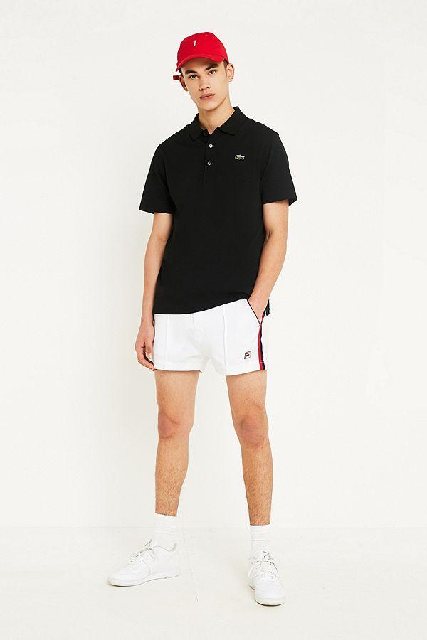 bedst billigt handle ind nyeste design FILA Botazzi White Tennis Shorts