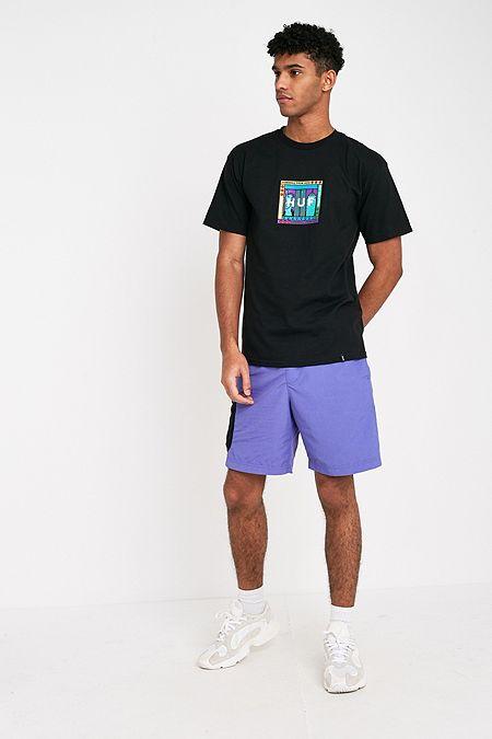 5af729e6cfd9 HUF Crosby Blue Iris Shorts. Quick Shop