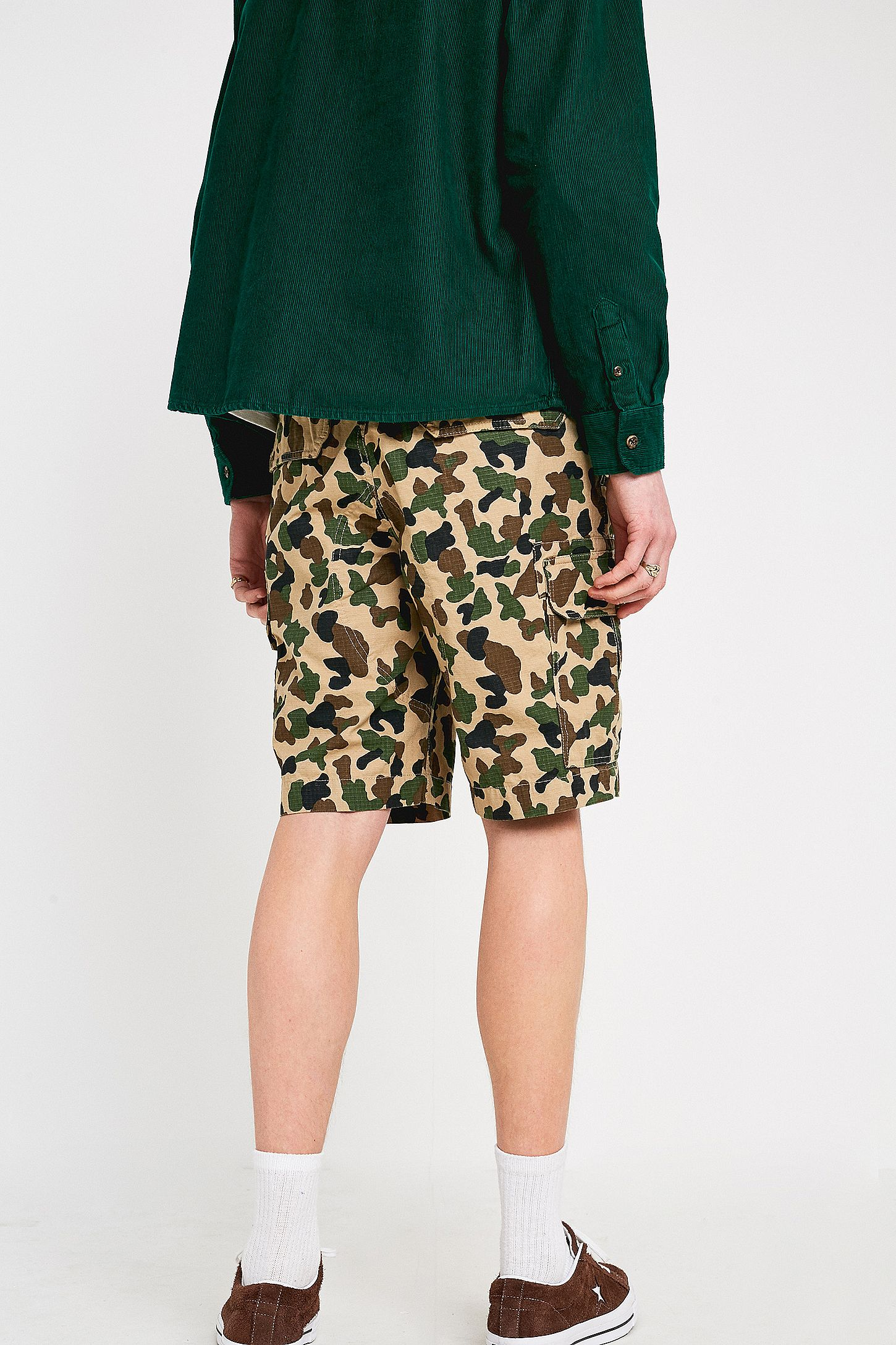 c84c0075ab Dickies New York Camo Shorts | Urban Outfitters UK